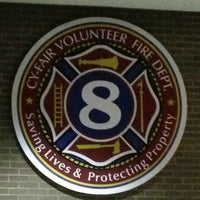 Photo taken at Cy-Fair VFD Station 8 by Ashley K. on 2/20/2013