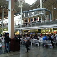 Photo taken at Food Court - Palisades Center by Tiffany D. on 12/1/2012