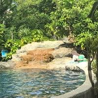 Photo taken at Baan Montra Beach Resort by Tikki O. on 8/13/2017