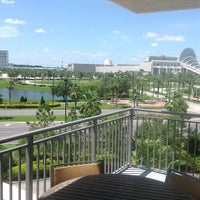 Photo taken at The Westin Orlando Universal Boulevard by Julio C. on 5/27/2013