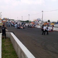 Photo taken at Autodromo Toluquilla by Charly D. on 6/9/2013