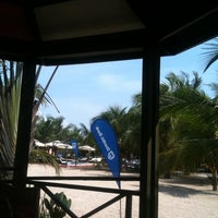 Photo taken at Till's Beach Hotel by Naa Koshie Tackie on 12/1/2012