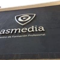 Photo taken at AS Media Centro de Formación Profesional by Brand M. on 2/19/2015