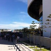 Foto tomada en Auditorio Universitario por Brand M. el 11/10/2012
