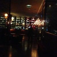 Photo taken at Crimson Lounge by Natasha P. on 2/16/2013