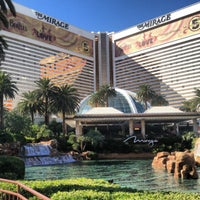 Photo taken at The Mirage Hotel & Casino by Mayito R. on 11/12/2012