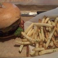 Photo taken at Hopdoddy Burger Bar by Thomas A. on 10/31/2013