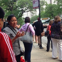 Photo taken at CTA Bus Stop 1847 by Christy M. on 6/27/2014