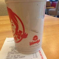 Photo taken at Wendy's by Christy M. on 3/12/2014