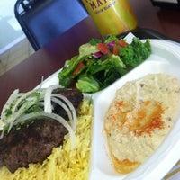 Photo taken at Taste of Lebanon by Della T. on 3/28/2014