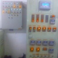 Photo taken at Panel Jet cooker by Muhammad R. on 11/14/2013