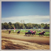 Photo taken at Saratoga Race Course by John B. on 8/3/2013