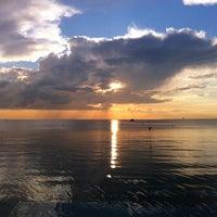 Photo taken at Пляж в Парке 300-летия by Pikalov on 6/9/2013