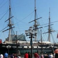 Photo taken at USS Constellation by Craig B. on 9/25/2012