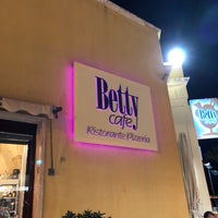 Photo taken at Betty Cafe by Antonio G. on 6/10/2018