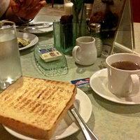 Photo taken at Mezza Cafe Aston Rasuna by dewi a. on 6/21/2013