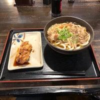 Photo taken at 讃岐製麺 東淀川大桐店 by とも on 8/1/2018