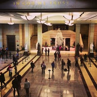 Photo taken at U.S. Capitol Visitor Center by ✨Naveena A. on 12/27/2012