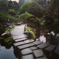 Photo taken at Japanese Tea Garden by ✨Naveena A. on 1/6/2013