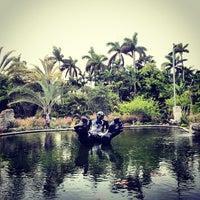 Photo taken at Miami Beach Botanical Garden by ✨Naveena A. on 11/14/2012