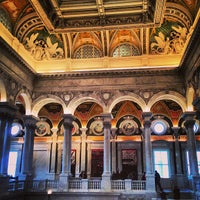 Photo taken at Library of Congress by ✨Naveena A. on 12/27/2012