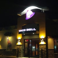 Photo taken at Taco Bell by Mauro M. on 5/23/2013