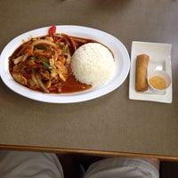 Photo taken at Thai Thai's by Dwayne S. on 5/7/2014