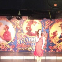 Photo taken at Playmill Theatre by Rick M. on 7/9/2013