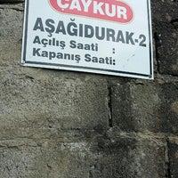 Photo taken at Aşağıdurak köyü by Ibrahim D. on 7/25/2016