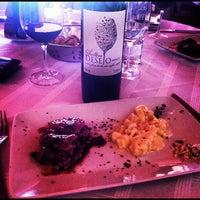 Photo taken at Moana Restaurante - Gastronomia e Arte by André L. on 10/1/2012