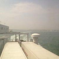 Photo taken at Dover Strait by Jef V. on 7/14/2013