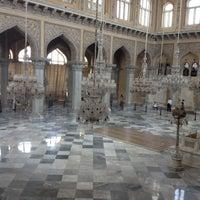 Photo taken at Chowmahala Palace by Sumita G. on 3/17/2013