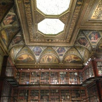 Foto tomada en The Morgan Library & Museum  por Adam H. el 12/24/2012