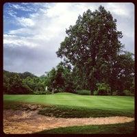Photo taken at Pelham Bay & Split Rock Golf Course by Peter B. on 7/14/2013