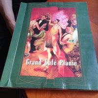 Photo taken at Grand Café Planie by Gizele N. on 4/17/2013