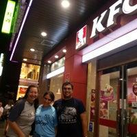 Photo taken at KFC by Lourdes G. on 8/21/2013