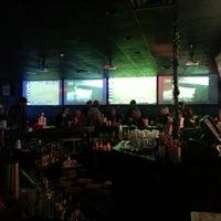 Photo taken at Lucky's Irish Bar by Diva on 3/8/2014
