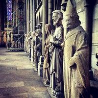 Photo prise au Cathédrale Notre-Dame de Rouen par Wally N. le4/6/2013