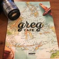 Photo taken at Greg Cafe by Esther V. on 6/6/2017