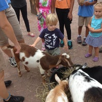 Photo taken at Kid Zoo U by Ty M. on 8/3/2013