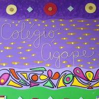Photo taken at Colegio Agape - Unidade II by Karina M. on 4/17/2013