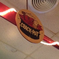 Photo taken at Crackpot Seafood Restaurant by Daniel A. on 11/15/2012