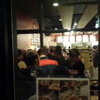Photo taken at Qdoba Mexican Grill by Jason J. on 2/13/2014