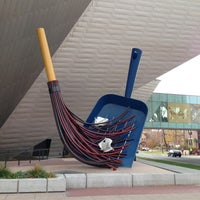 Photo taken at Denver Art Museum by Peter L. on 11/2/2012