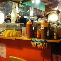 Photo taken at Taco Juan's by Kristen F. on 5/19/2013
