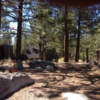 Photo taken at California Welcome Center, Mammoth Lakes by Paul W. on 8/31/2014