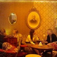 Photo taken at Café Brecht by Anja B. on 10/6/2012
