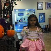 Photo taken at Vasquez Taekwondo Academy by Vikram V. on 10/31/2012