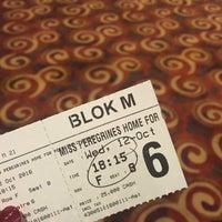 Photo taken at Cineplex 21 Blok M Jakarta Selatan by Nunik R. on 10/12/2016