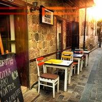 Photo taken at Beirut Cafe & Bar by Derya D. on 5/19/2013